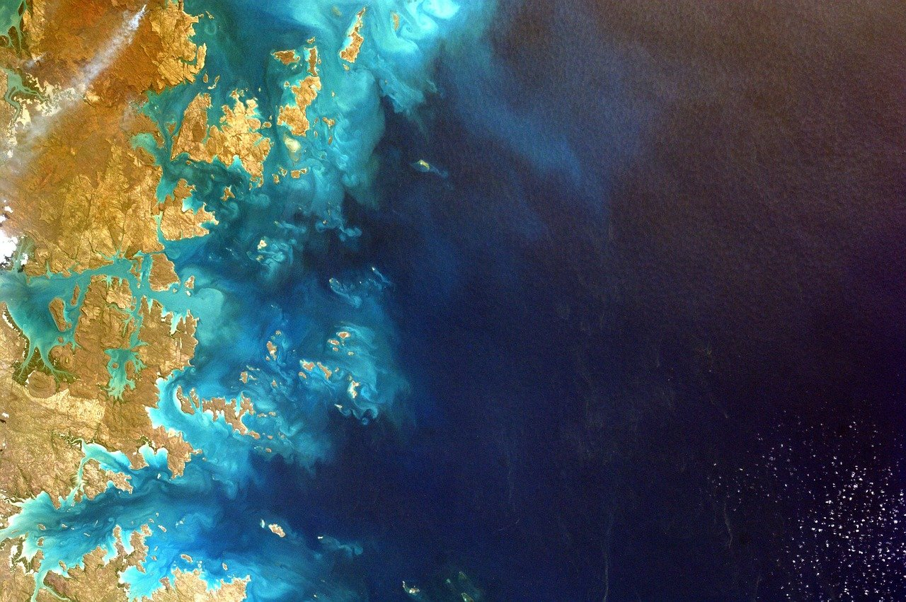 壮大なスケール感を目で感じ、あらゆる観点から海を知れる、文字通り「海の教室」がありました。